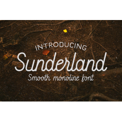 Sunderland - Smooth script...