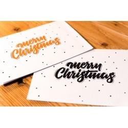 Merry Christmas 1 - Card