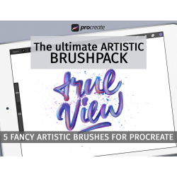 Artistic brushpack for...
