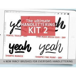 Handlettering Kit for...