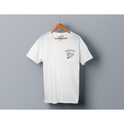 Trapped - white T-Shirt