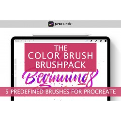 Predefined Procreate...