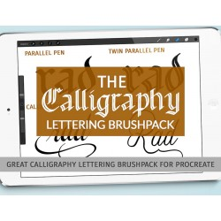 Calligraphy Brushpack for...